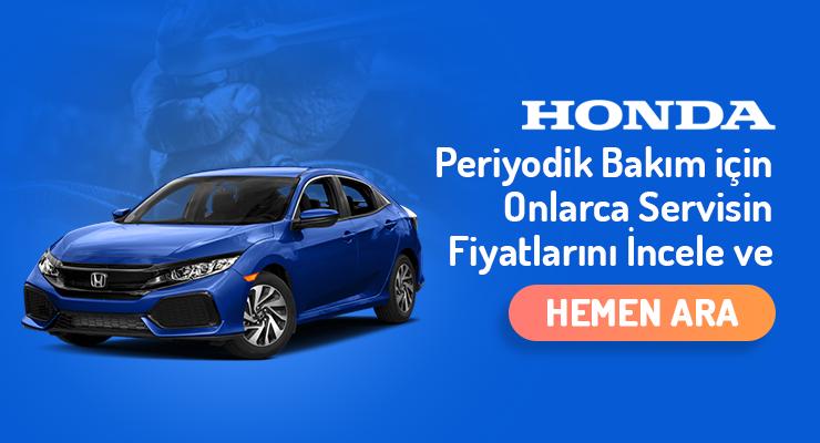 Honda-Ozel-Servis-Periyodik-Bakim-Fiyatlari